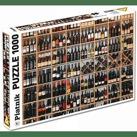 Cava de Vinos - 1000 piezas