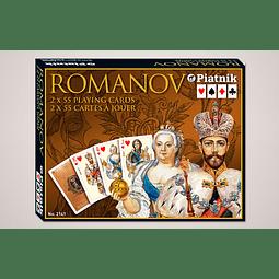 Romanov - Naipe Inglés