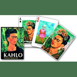 Frida Kahlo - Naipe Inglés