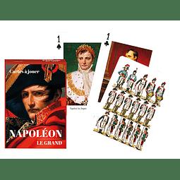 Napoleón el Grande - Naipe Inglés