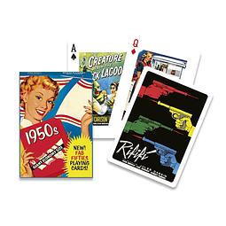 Los fabulosos años 50 - Naipe Inglés
