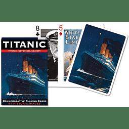 Titanic - Naipe Inglés