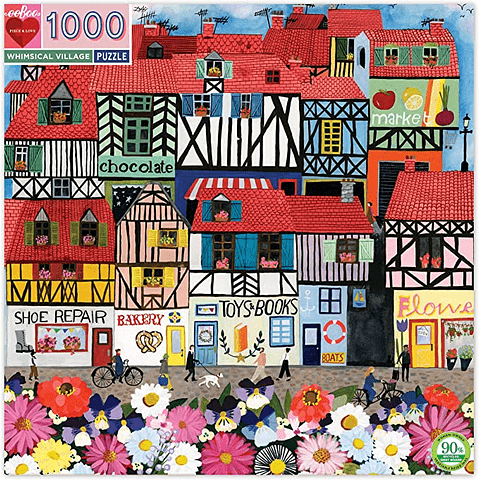 Villa Encanto - 1000 piezas