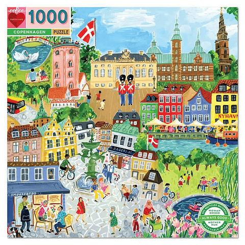 Copenhagen - 1000 piezas