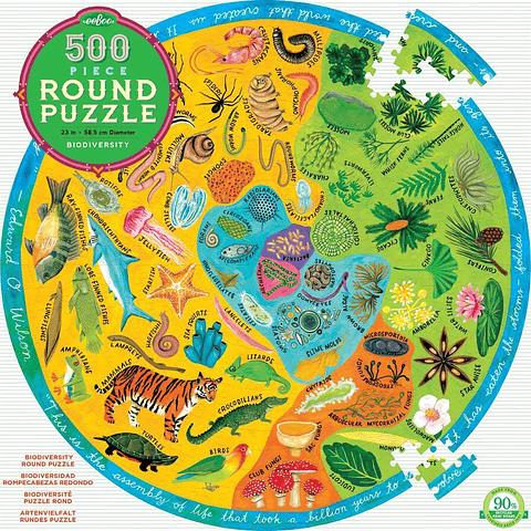 Biodiversidad - 500 piezas