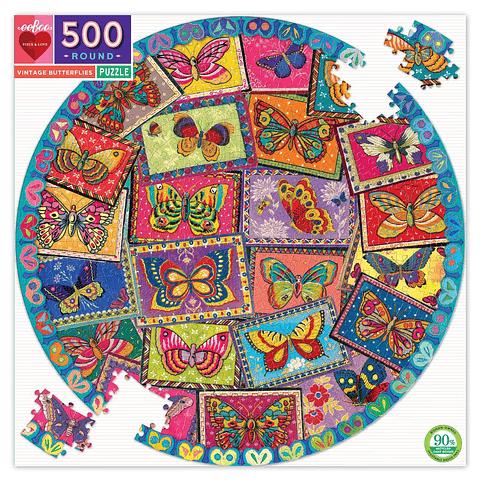 Mariposas - 500 piezas