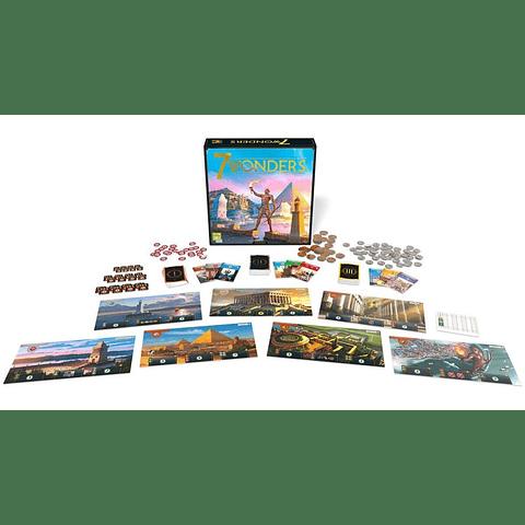 7 Wonders 2da Edición