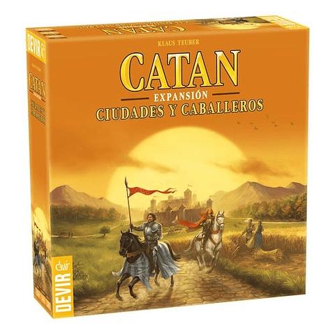 Catan - Ciudades y Caballeros (Expansión)