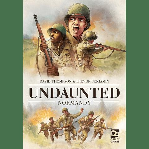 Undaunted: Normandía