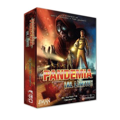 Pandemic: Al límite