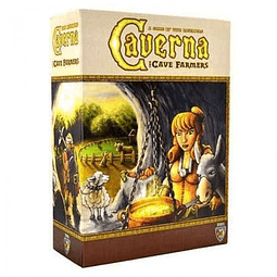 Caverna: The Cave Farmers (Inglés)