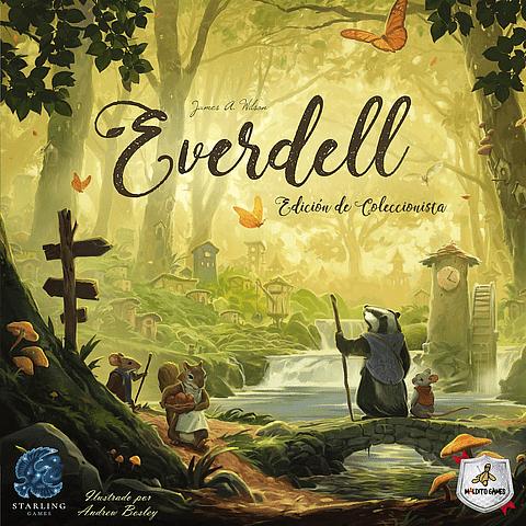 Everdell Edición Coleccionista - Abono Preventa