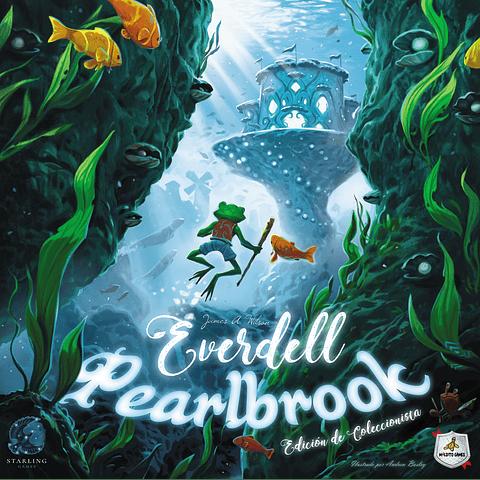 Everdell Expansión Pearlbrook Edición Coleccionista - Abono Preventa