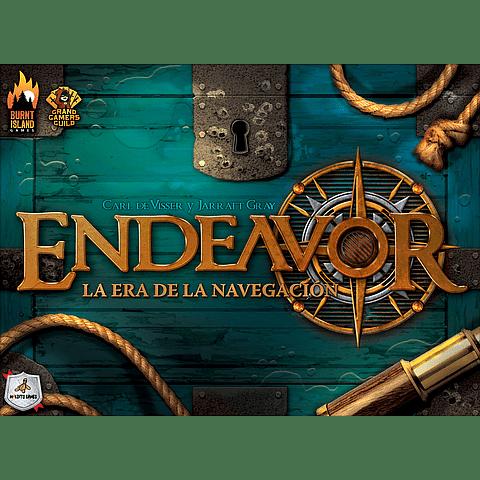 Endeavor: La era de la navegación - Abono Preventa