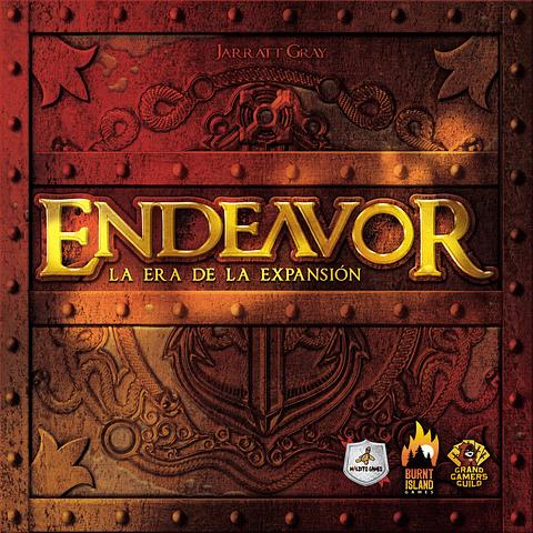 Endeavor: La Era de la Expansión