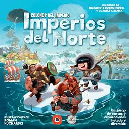 Colonos del Imperio: Imperios del Norte - Abono Preventa