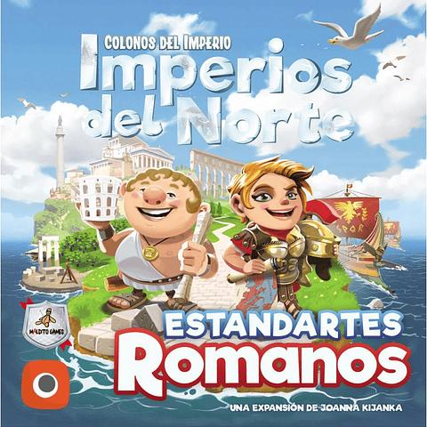 Colonos Del Imperio: Imperios Del Norte: Estandartes Romanos - Abono Preventa