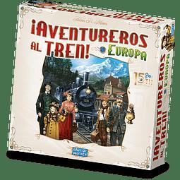 Abono Preventa - Aventureros al Tren Europa: Edición 15 Aniversario