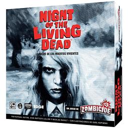 Abono Preventa - Zombicide Night of the Living Dead
