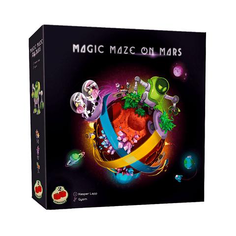 Magic Maze: En Marte
