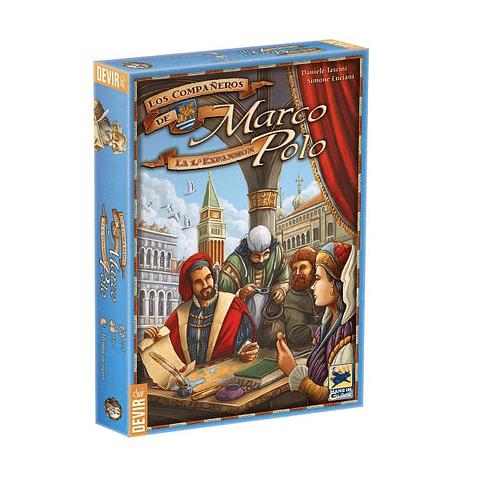 Los Compañeros de Marco Polo (Expansión)