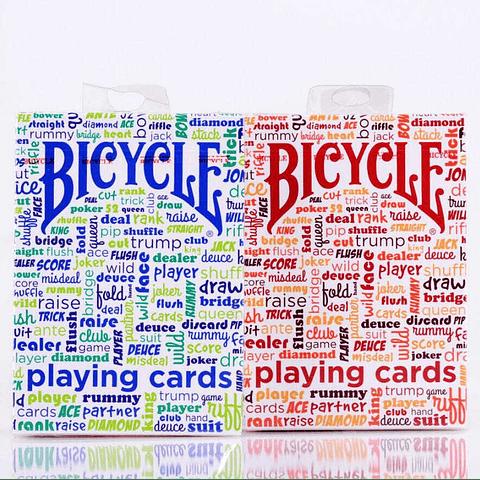 Naipe Inglés Bicycle - Table Talk
