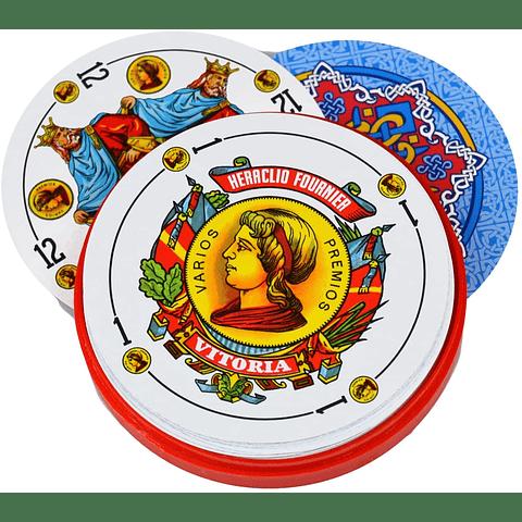 Naipe Español Redondo Fournier