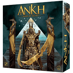 Ankh: Dioses de Egipto - Abono Preventa