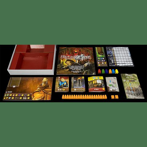 Arquitectos del Reino del Oeste: Era de los Artesanos (Expansión)