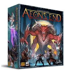Aeon's End (Español) - Abono Preventa