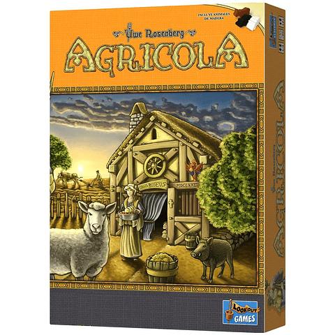 Agrícola (Español) - Abono Preventa