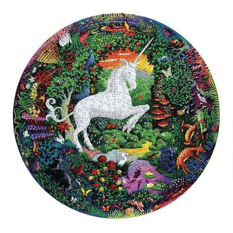 Jardín de Unicornios - 500 piezas