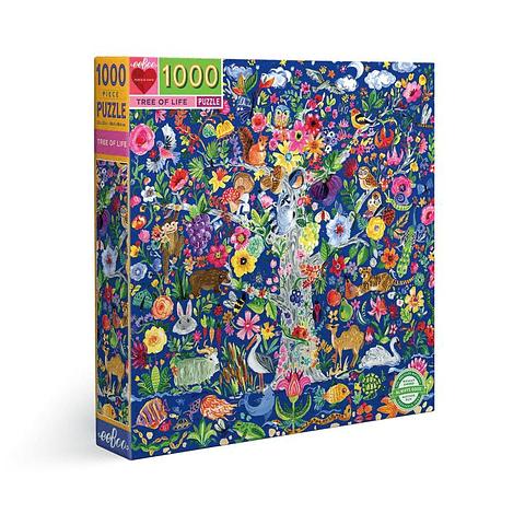 El Árbol de la Vida - 1000 piezas