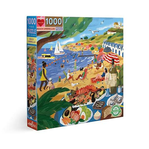 Playa - 1000 piezas