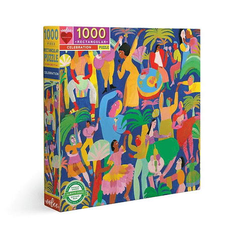 Celebración - 1000 piezas