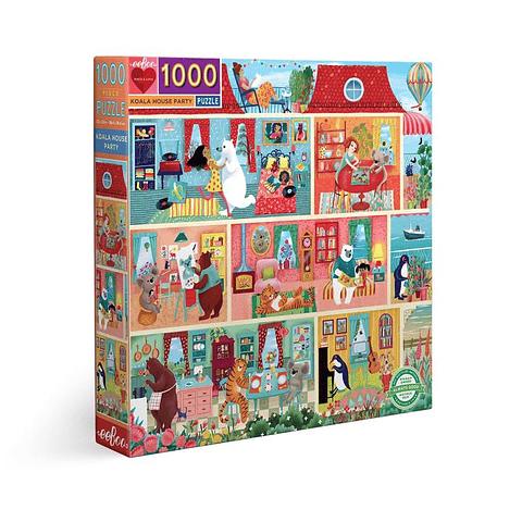 Casa de Koala - 1000 piezas