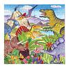 Dinosaurios - 64 piezas