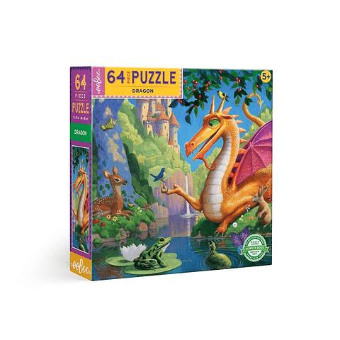 Dragón - 64 piezas
