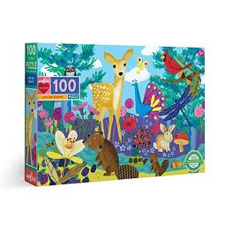 Vida en la Tierra - 100 piezas