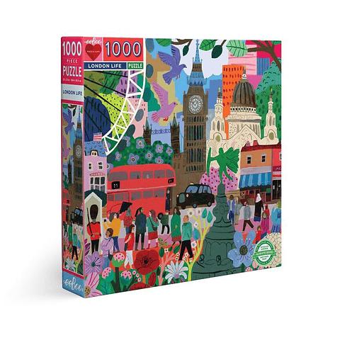 Londres - 1000 piezas