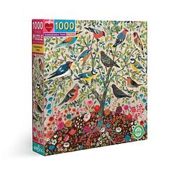 Canción de Pájaros - 1000 piezas
