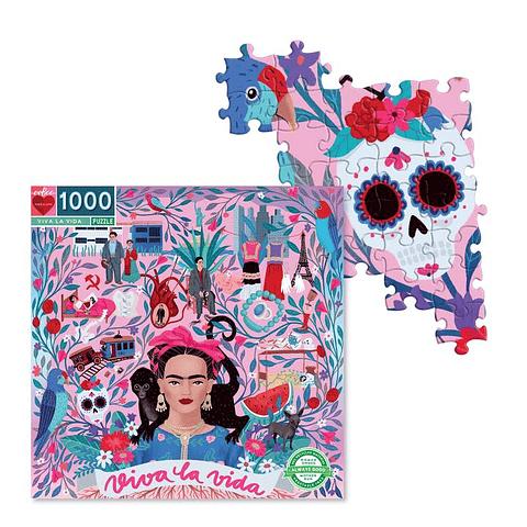 Viva la Vida - 1000 piezas