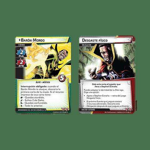 Marvel Champions: Doctor Extraño
