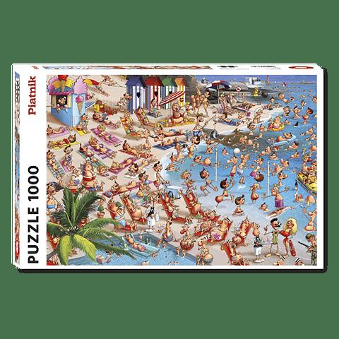 La Playa - 1000 piezas
