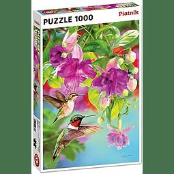 Colibrís - 1000 piezas