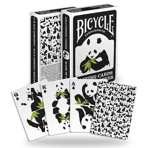 Panda - Bicycle