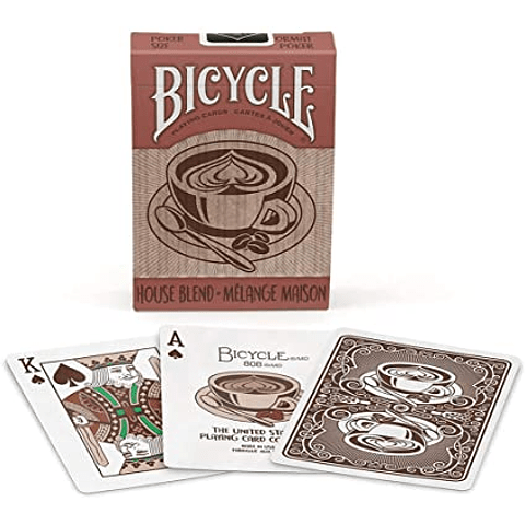 House Blend - Bicycle
