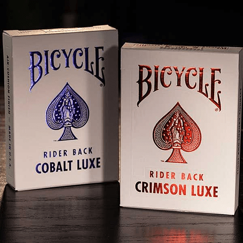 Rider Back Luxe - Bicycle