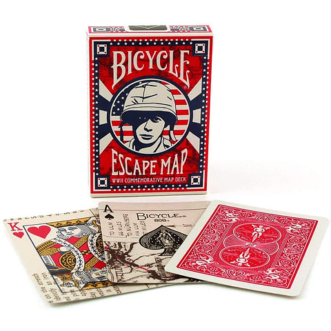 Escape Map - Bicycle