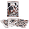 American Flag - Bicycle